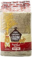 natural meadow hay excellent source of fibre encourages natural foraging behaviour Item display volume: 1.0 milliliters Item display weight: 2000.0 grams