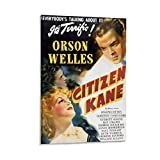LKJHLK Citizen Kane Classic Movie Poster Vintage Film 9