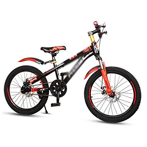 Kinderfiets Mountainbike Voor Kinderen 7-10-15 Jaar Oud 18 Inch Fietsen Jongen En Meisje Fietsen