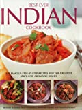 Best Ever Indian Cookbook: 325 Famous Step-by-step Recipes for the Greatest Spicy