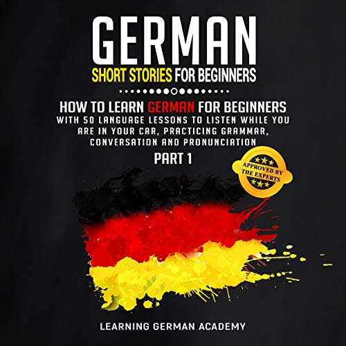 German Short Stories for Beginners Titelbild