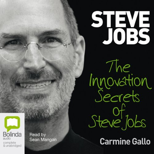 Innovation Secrets of Steve Jobs cover art