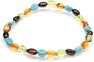 caribbean green amber jewelry