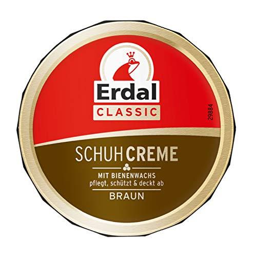 Erdal Classic Schuhcreme Dose Braun (75 ml)
