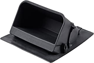 Anzio ABS Black Fuse Box Coin Container for Subaru XV/Crosstrek Forester Outback Legacy Impreza WRX STI