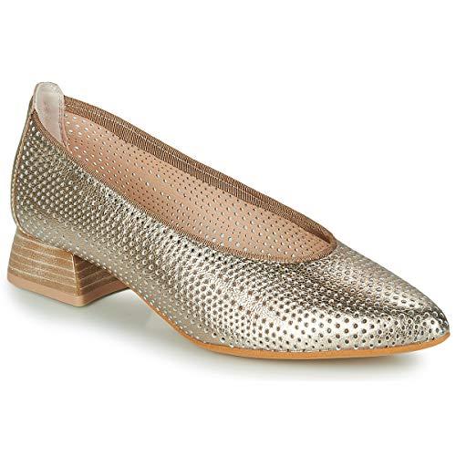 Hispanitas Adel Pumps Damen Silbern - 38 - Pumps Shoes
