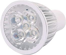 X-DREE AC 220V GU10 LED Light 5W 5 LEDs Spotlight Down Lamp Bulb Adjustable Lighting Warm White (4dd19080-a222-11e9-8d7c-4...