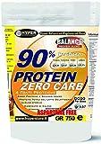 Batidos/Shakes Proteínas adelgazantes sustitutivos de la masa de cacao 5000 g Proteínas dieta proteica adelgazar | pérdida de peso | sin aspartamo ni gluten | con vitaminas | 90% proteína Zero Carb