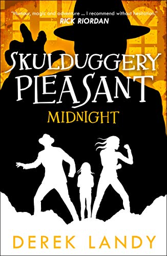Midnight (Skulduggery Pleasant, Band 11)