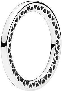 Pandora Women's Silver 925 Silver Ring, 56 EU - 196237-56