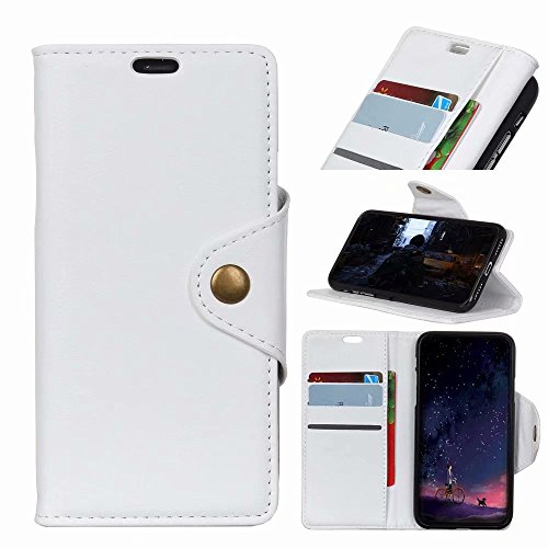 ZIXIXI Echt Kwaliteit Koper Gesp Ziek Paard Stijl Flip PU Lederen Portemonneehoesje Cover voor Huawei Nova 3i