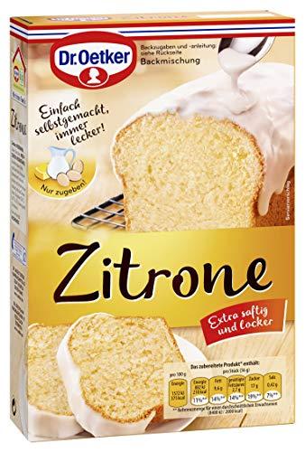 Dr. Oetker Zitronenkuchen, 485 g