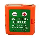 Kleine Ingenieure Batteriehalter 4,5 Volt