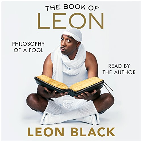 The Book of Leon audiobook cover art
