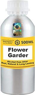 Parag Fragrances flower Garder Attar 500 ml Wholesale Pack Attar (Alcohol Free Long Lasting Attar for Men - Women & Relig...