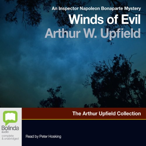 Winds of Evil audiobook cover art