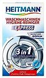 Heitmann Express - Limpiador de lavadoras (250 g)