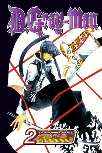 D.Gray-man, Vol. 2: Old Man of the Land and Aria of the Night Sky (English Edition)