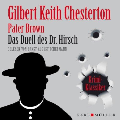 Das Duell des Dr. Hirsch (Pater Brown) Titelbild