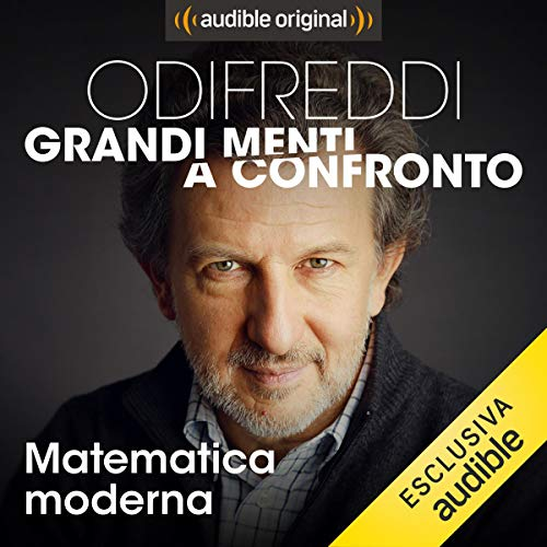Matematica moderna - Leibniz vs Newton audiobook cover art