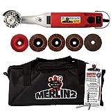 King Arthur's Tools MERLIN2 Variable Speed, Mini...