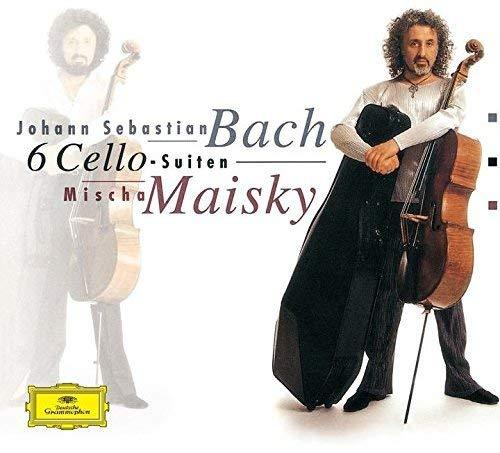 バッハ:無伴奏チェロ組曲全曲