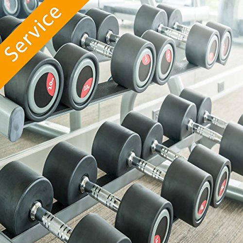 Dumbbell Rack Assembly