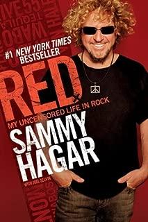 Sammy Hagar'sRed: My Uncensored Life in Rock [Hardcover](2011)