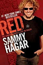 Sammy Hagar'sRed: My Uncensored Life in Rock [Hardcover](2011)