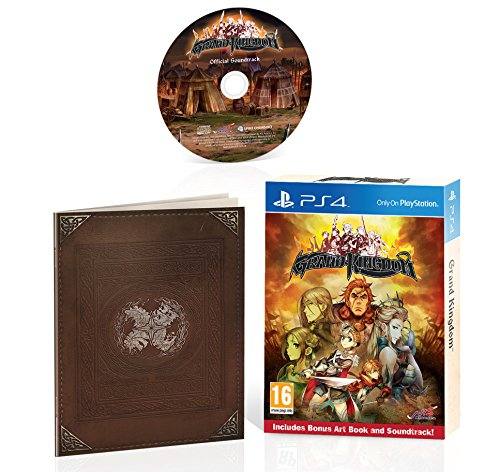 Grand Kingdom - Launch Edition (Playstation 4) [UK IMPORT]