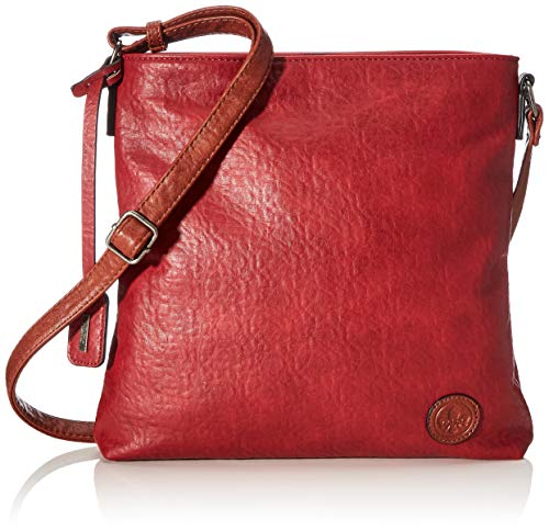 Rieker Handtasche, Sac main Femme, Rouge (Scala/Amaretto), 280x50x300 centimeters (B x H x T)
