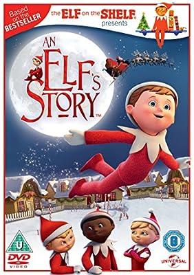 An Elf's Story: The Elf On The Shelf  [DVD] [2012]