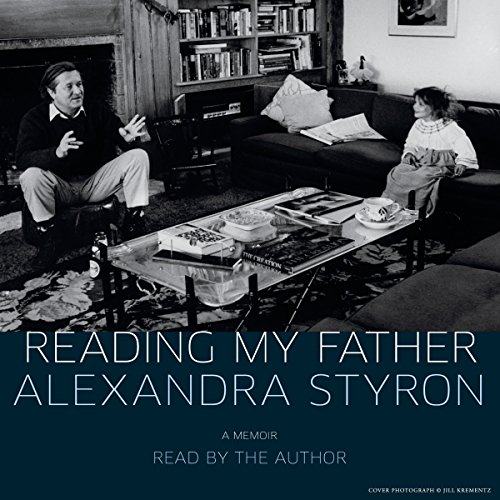 Reading My Father audiobook cover art