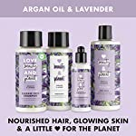Love Beauty & Planet Shampoo, Conditioner and Leave In Cream Argan Oil and Lavender 3 Count 7
