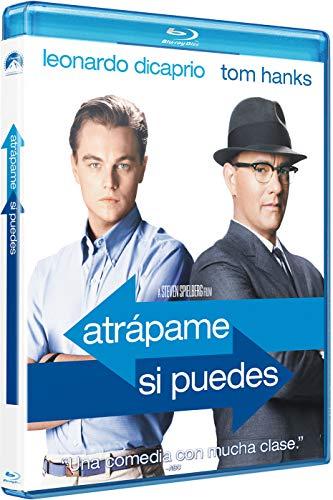 Atrápame Si Puedes [Blu-ray]