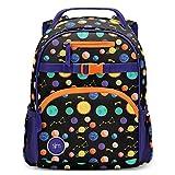 Simple Modern Kids' Fletcher Backpack for Toddler Boys Girls School, Solar System, 7 Liter