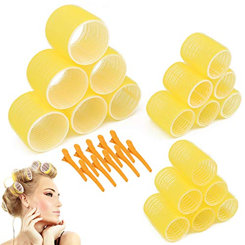 Jumbo Size Hair Roller sets, Self G…