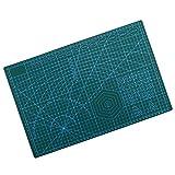 Alfombrilla de corte A3, 45 x 30 cm, A3, 2 lados, tabla impresa, autorreparable, antideslizante,...
