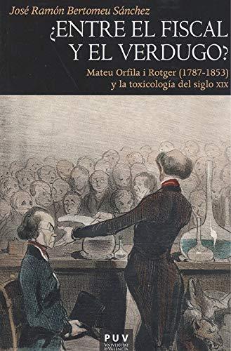 186.¿entre el fiscal y el verdugo? by Jose Ramon Bertomeu Sanchez