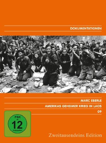 Amerikas geheimer Krieg in Laos. Zweitausendeins Edition Dokumentation 09.