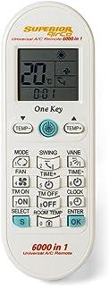 comprar comparacion Mando a Distancia Universal para Aire Acondicionado Superior 6000 en 1 - Reemplazo