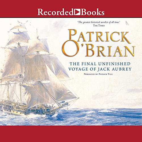 21 Audiobook By Patrick O'Brian cover art