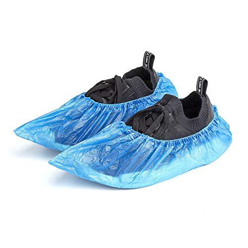 200pcs Disposable Shoes Cover Practical Shoe Protective Cases Shoe Protectors