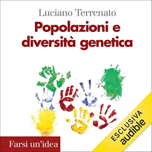 Popolazioni e diversità genetica copertina