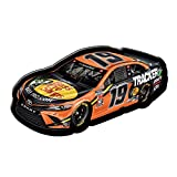 WinCraft NASCAR Joe Gibbs Racing Martin Truex Jr. NASCAR Martin Truex Jr. #19 Carded Premium Acrylic Magnet, Multi, na (F0491920)