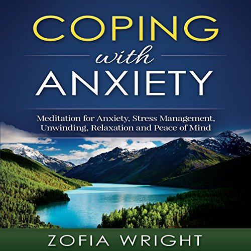Coping with Anxiety audiobook cover art