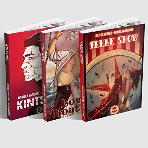 JBI, Libri 4-6: Freak Show, Love Boat, Kintsugi (JBI Series Box Sets Book Vol. 2) (Italian Edition)