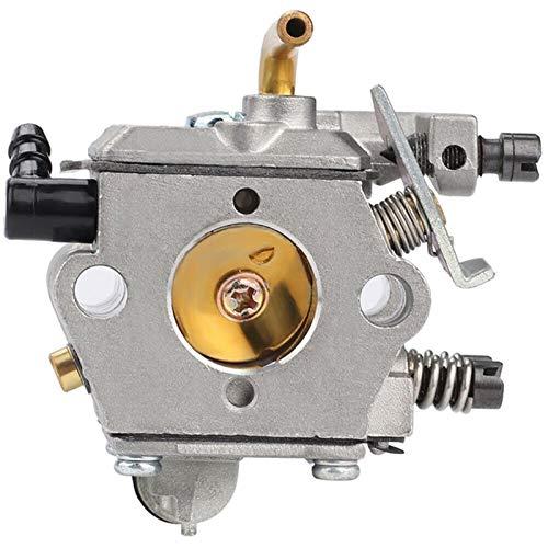 Fácil de instalar accesorios de herramientas de ja Highschool Timber Línea de aceite carburador compatible para STIHL 024 026 MS240 MS260 MS260 Suministros de herramientas de motos Suministros de repa