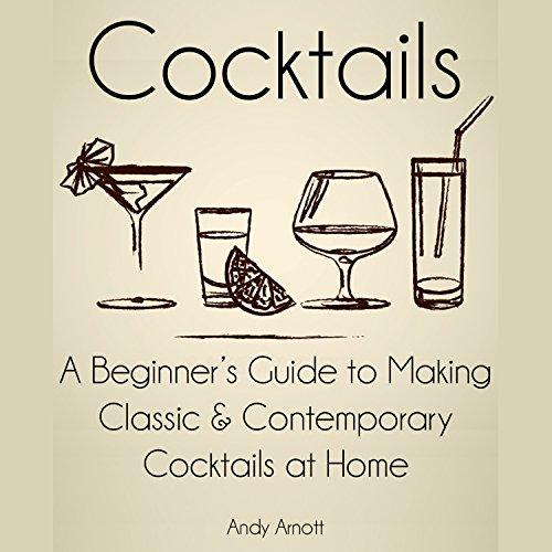 Cocktails audiobook cover art