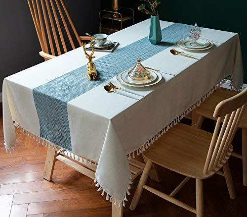 Deep Dream Tablecloth, Embroider...